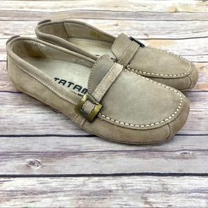 Tatami by Birkenstock suede loafers 36
